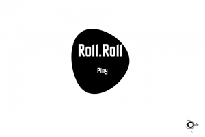Roll.Roll title screen